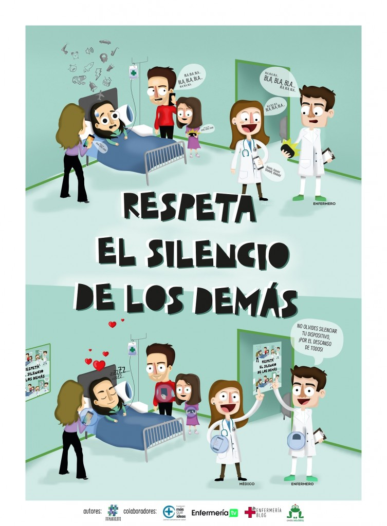 RespetaElSilencio - SanidadSinRuido