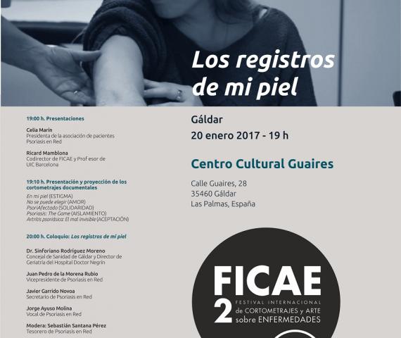 FICAE Psoriasis Las Palmas