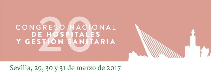 Congreso Nacional de Hospitales y Gestión Sanitaria Sevilla
